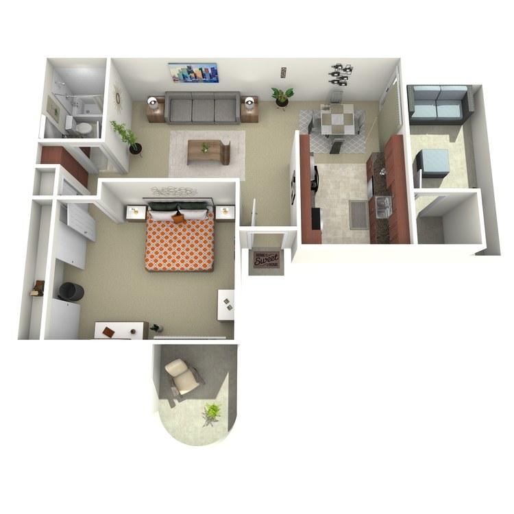 Floor plan image of Pacifica