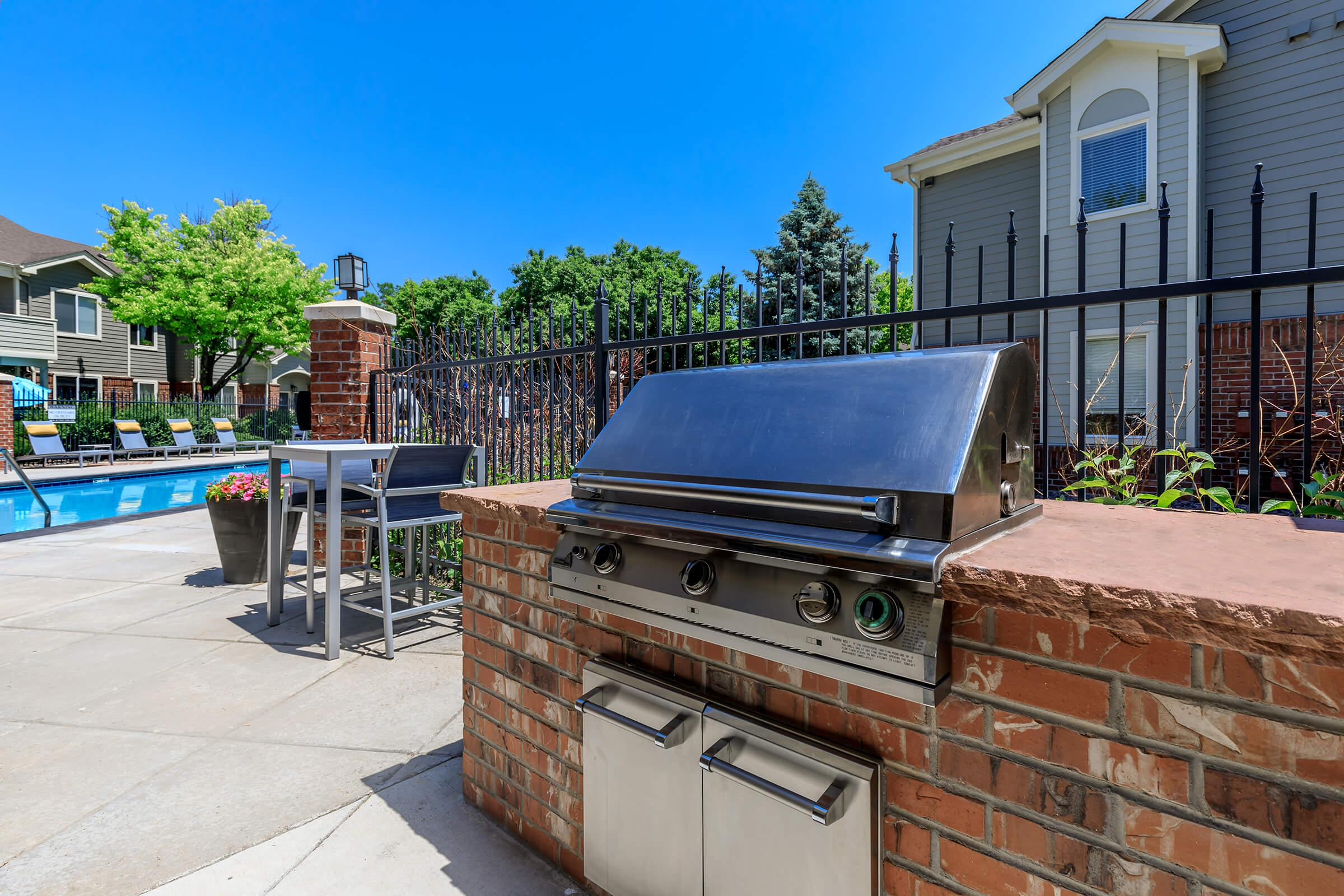 SHOW OFF YOUR BARBECUE SKILLS