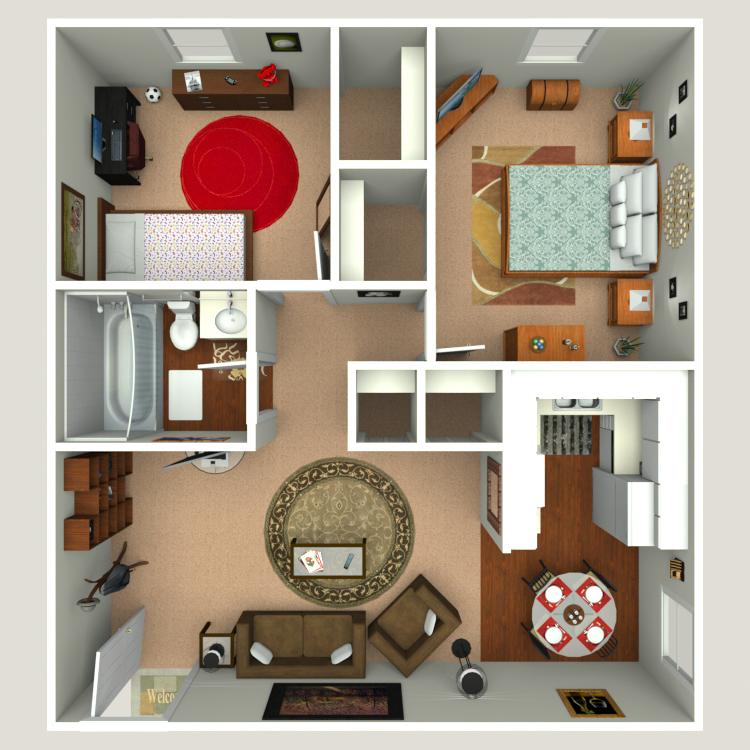 Floor plan image of Ana Maria A