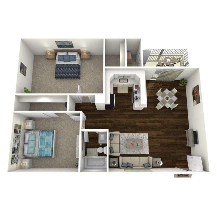 Floor plan image of Ana Maria B