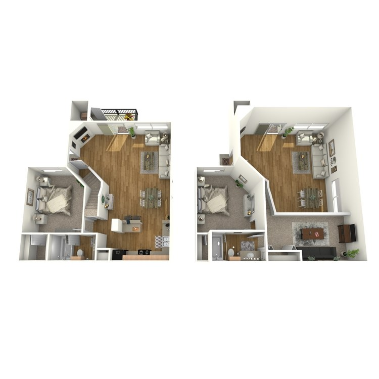 Floor plan image of B2L