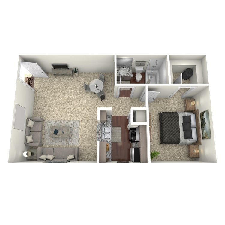 Floor plan image of Belton