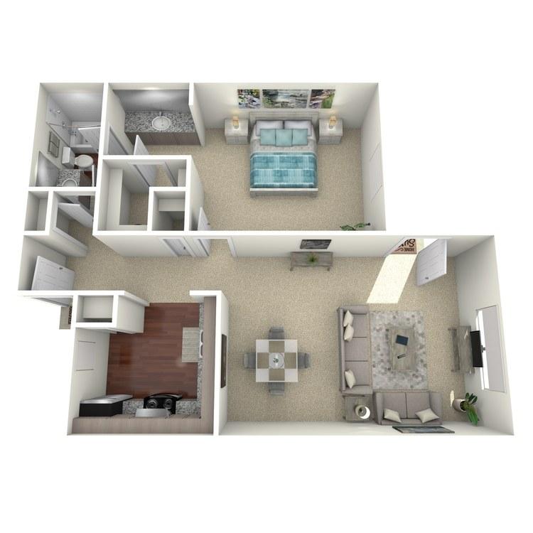 Floor plan image of Emory