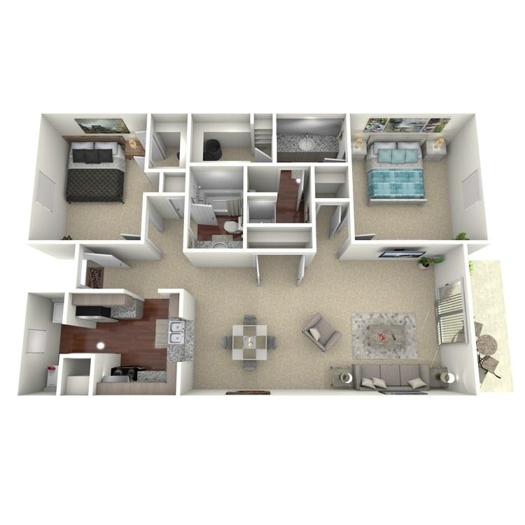 Floor plan image of Jayton