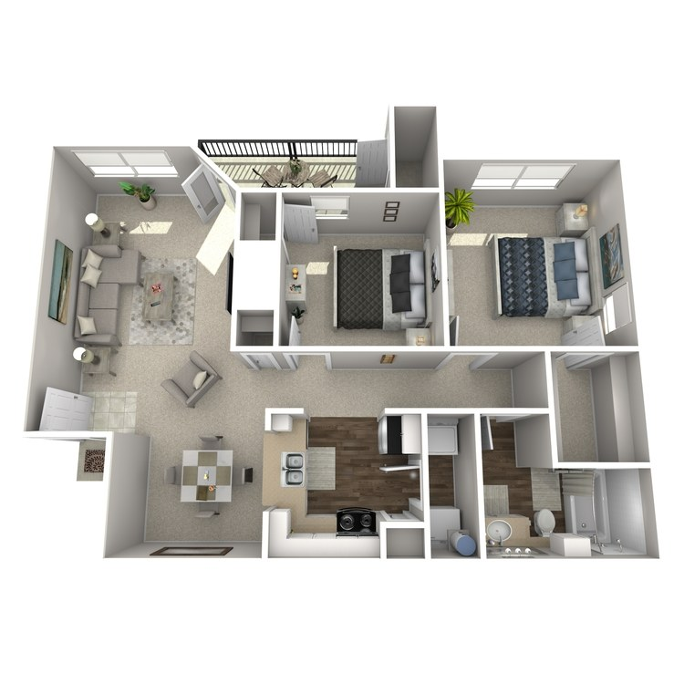 Floor plan image of Cypress