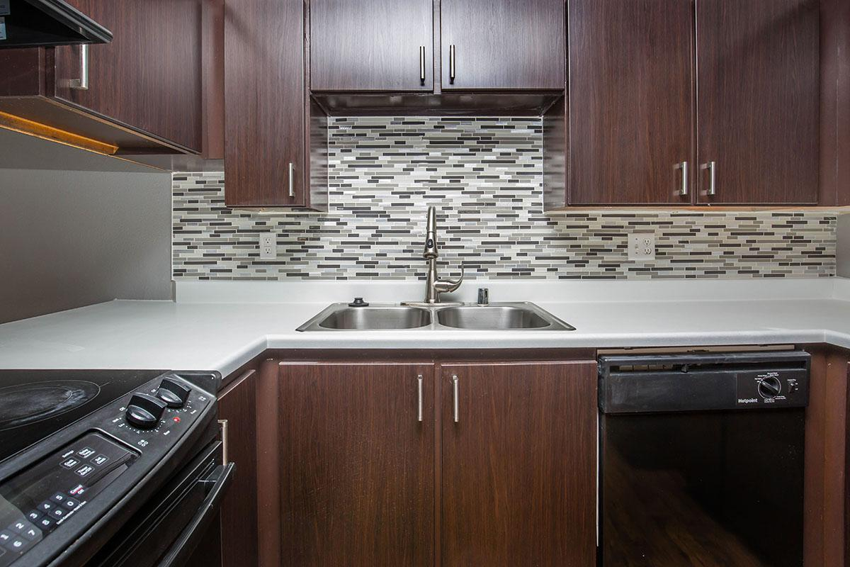 GENEROUS COUNTER SPACE AT SEDONA RIDGE IN LAS VEGAS