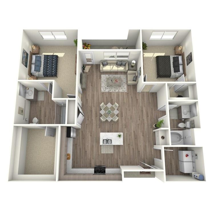 Floor plan image of Grand Dominican
