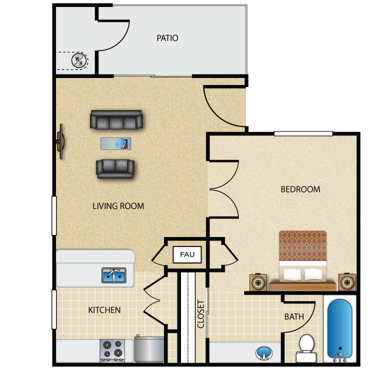 Spring Lakes Apartment Homes - Availability, Floor Plans & Pricing