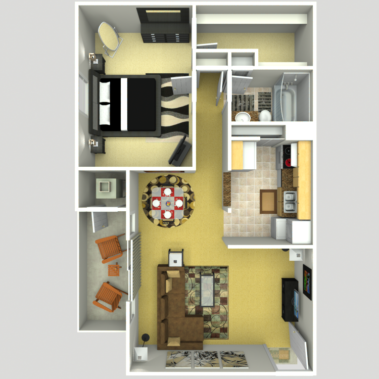 Glen Rock Landing Availability Floor Plans Pricing Simple 4 Bedroom Apartments In Maryland Plans