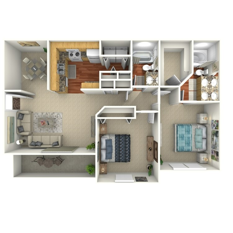 Floor plan image of Sonoran
