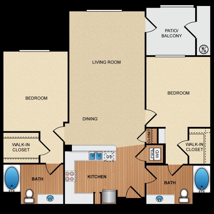 Floor plan image of 2F2