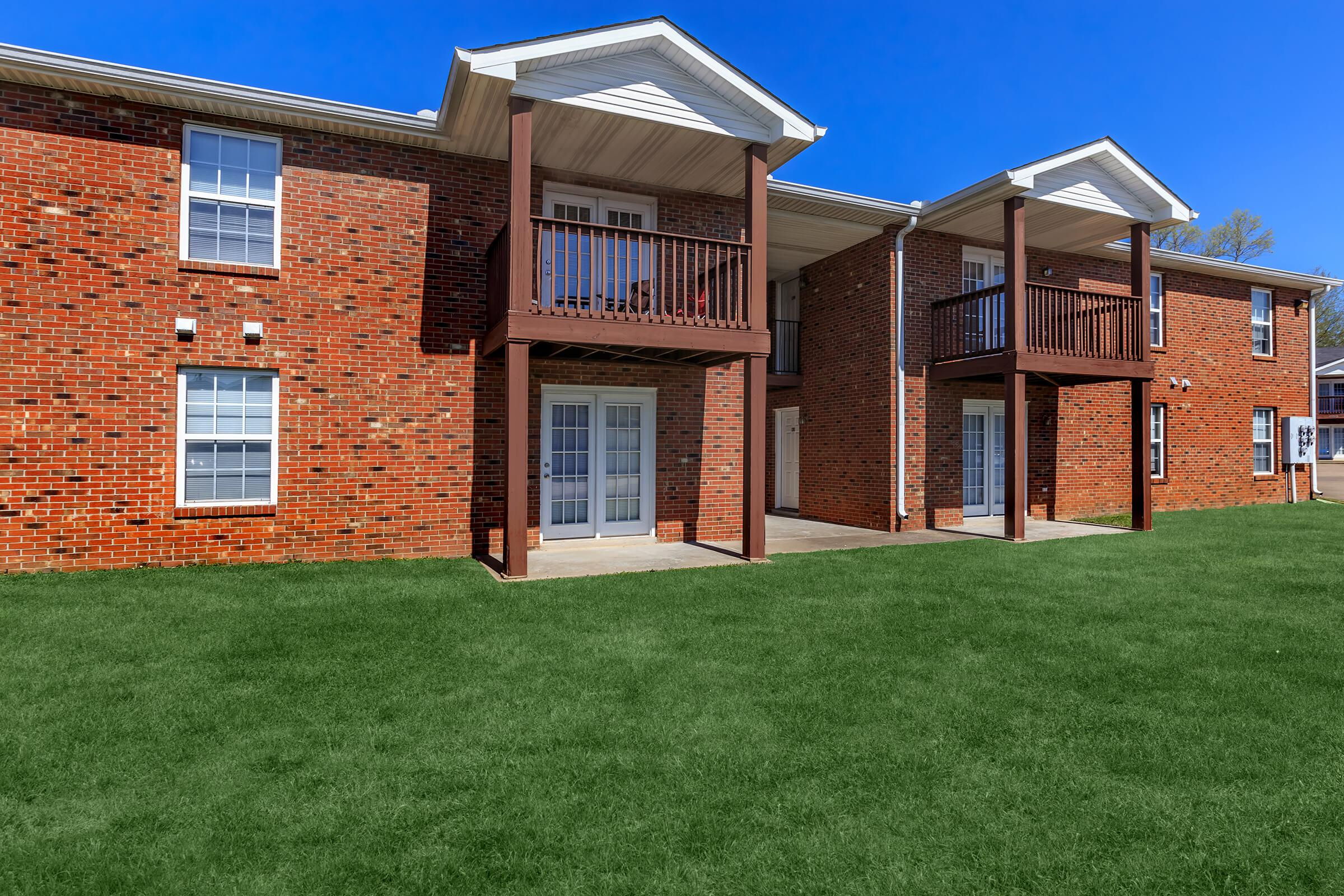 Charming apartments in Clarksville Tennessee