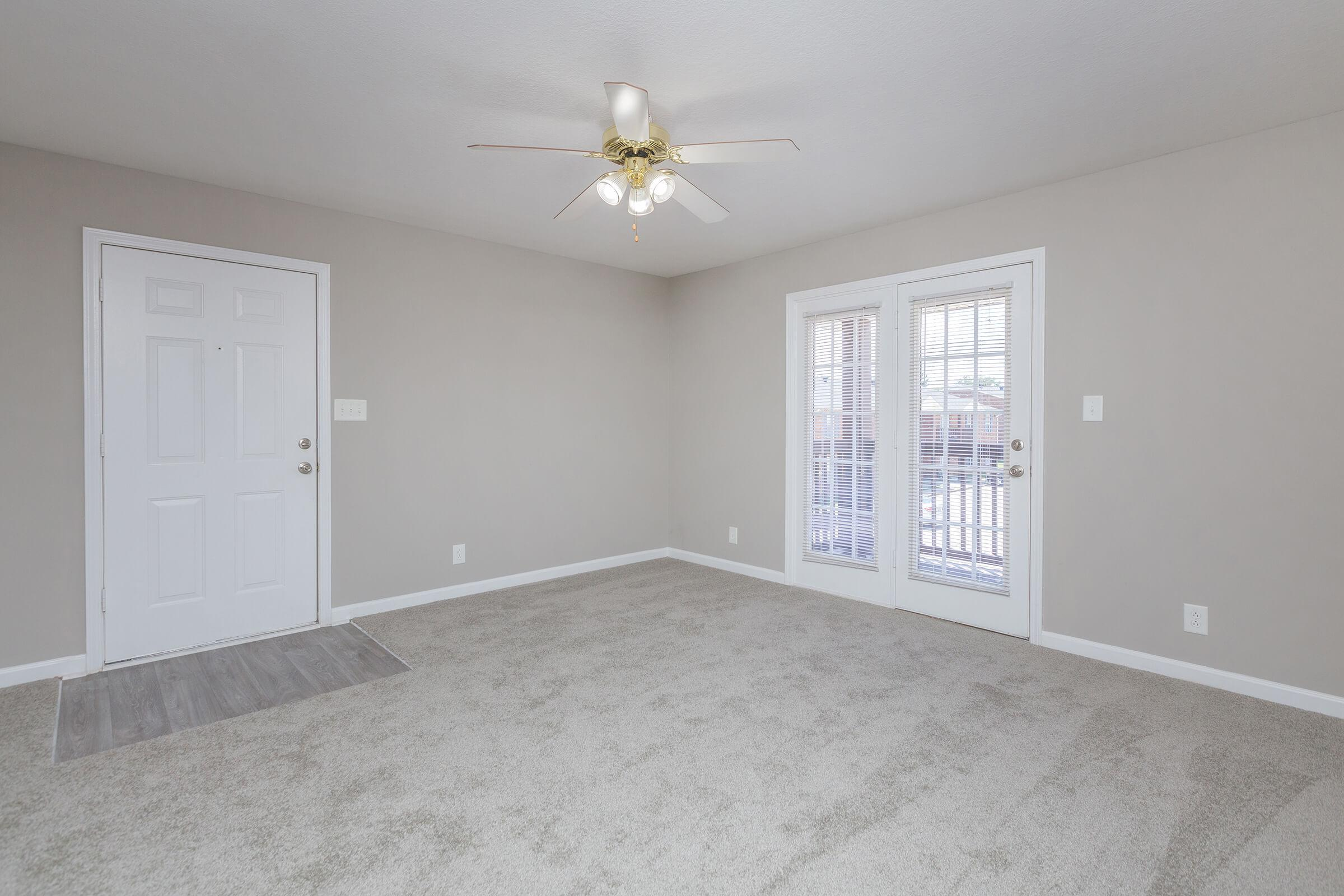 Carpeted Floors at SummerTrees Apartments