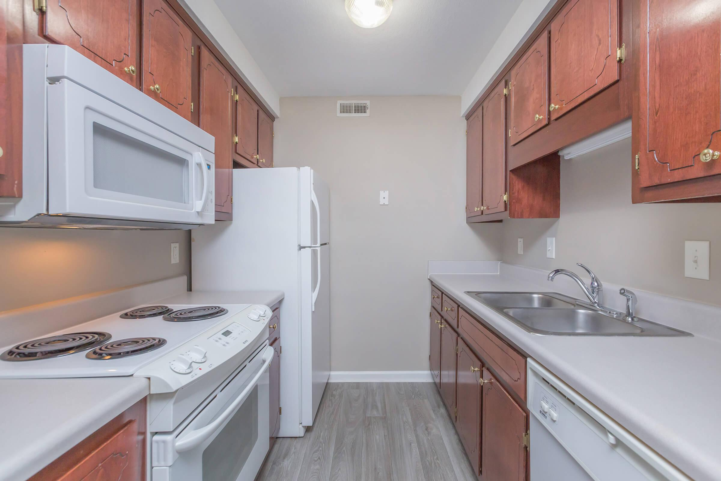 SummerTrees Apartments Has All-Electric Kitchens