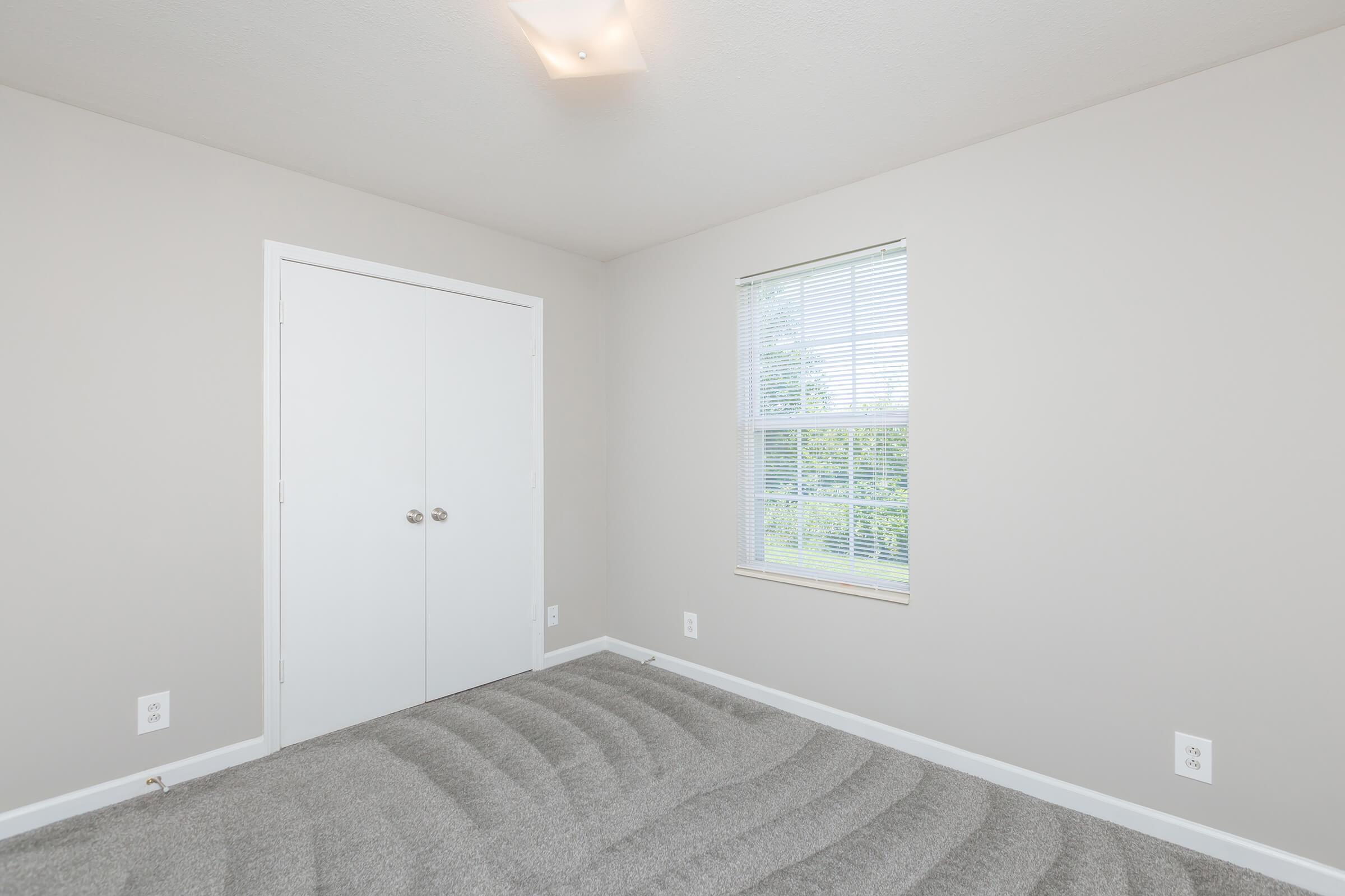 Bedroom at SummerTrees Apartments