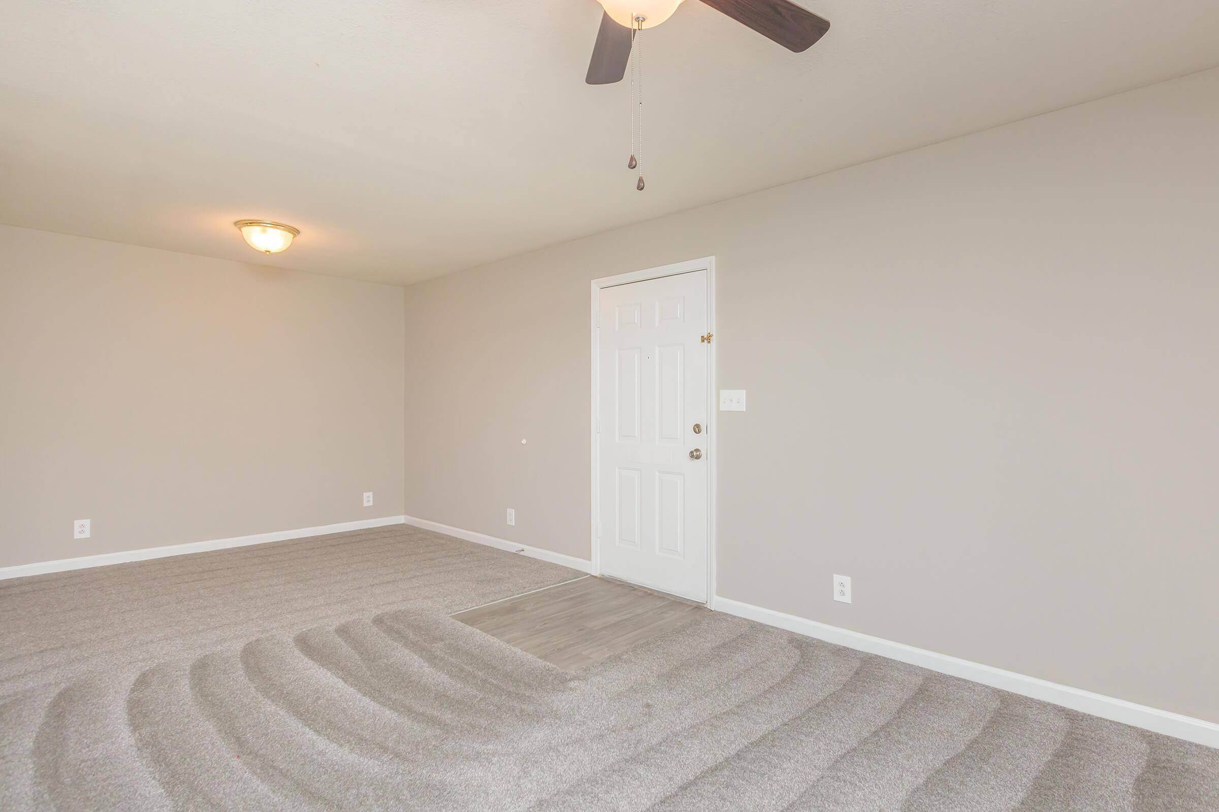 Plush Carpeting at SummerTrees Apartments