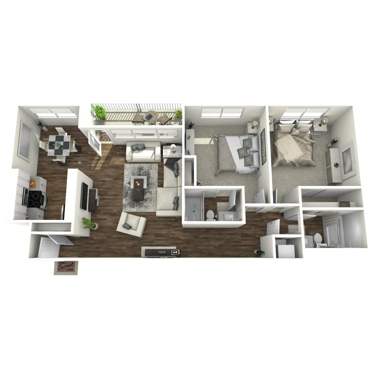 Floor plan image of The Elevate