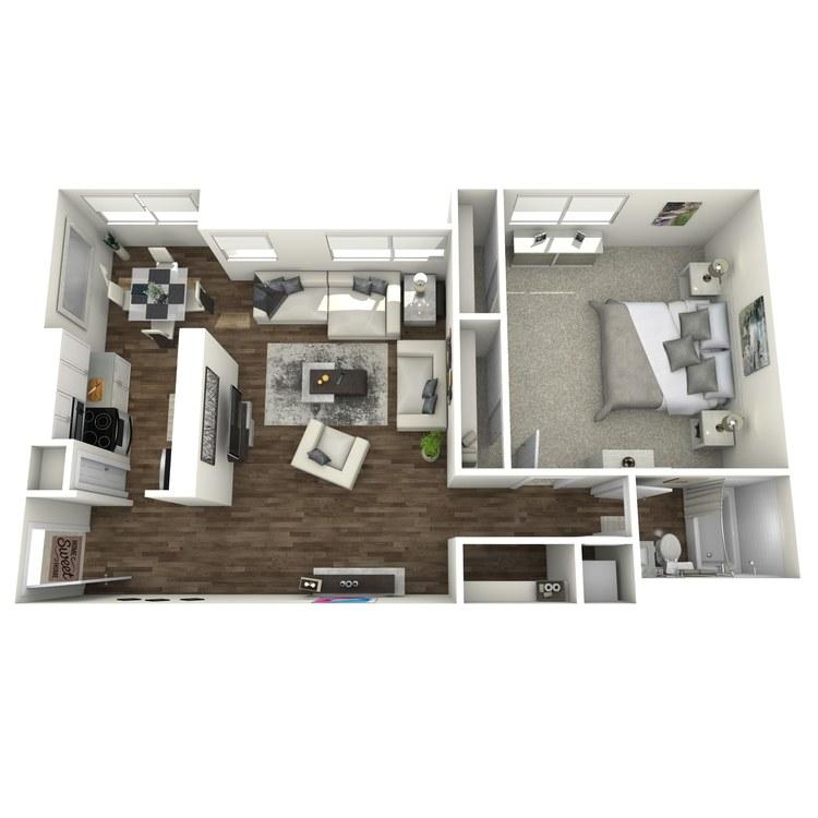 Floor plan image of The Aspire