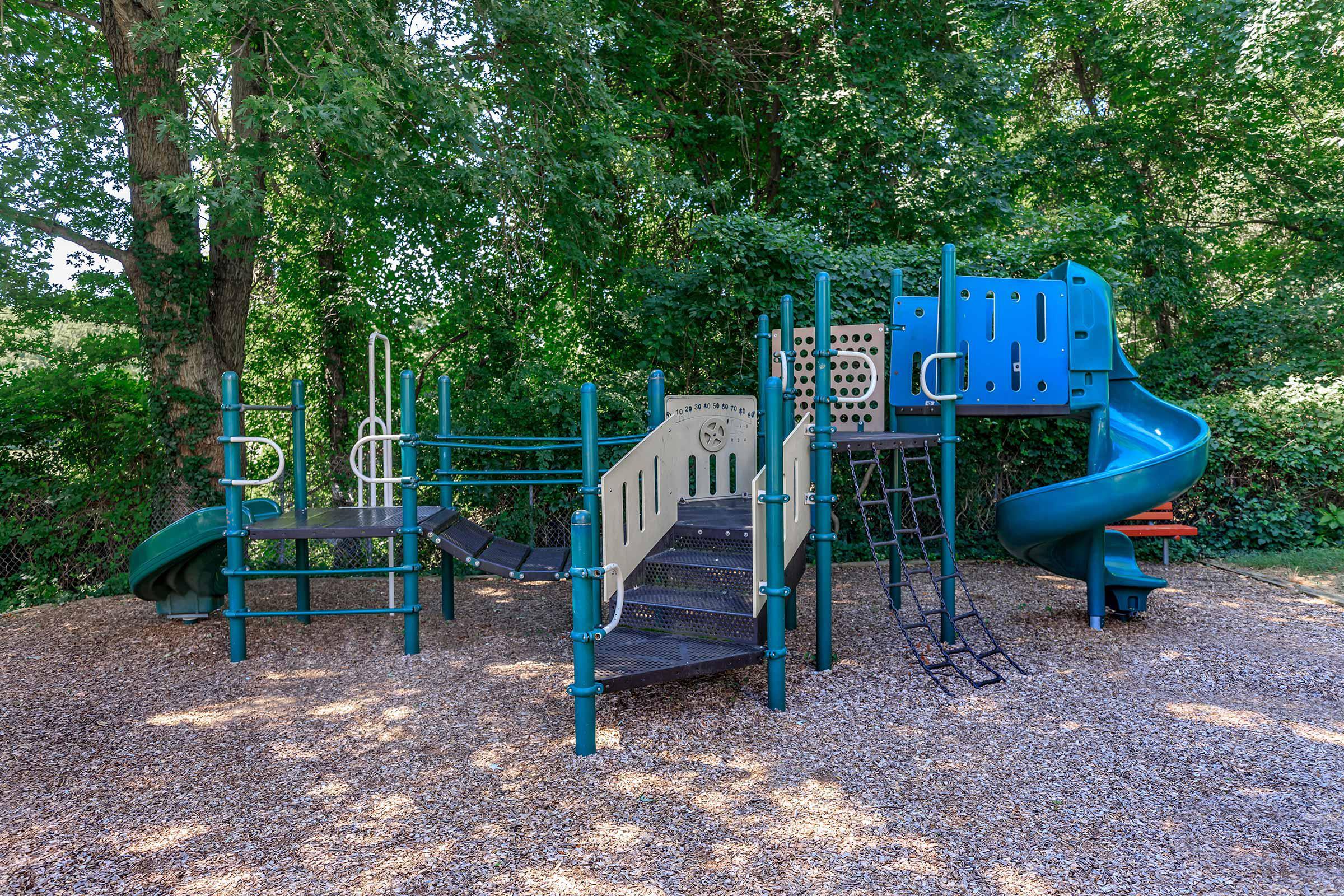 Playground at The Allante Apartments in Alexandria, VA