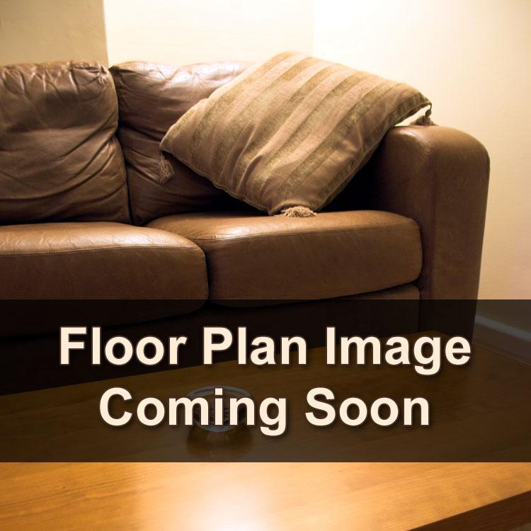 Floor plan image of Two Bedroom One Bath