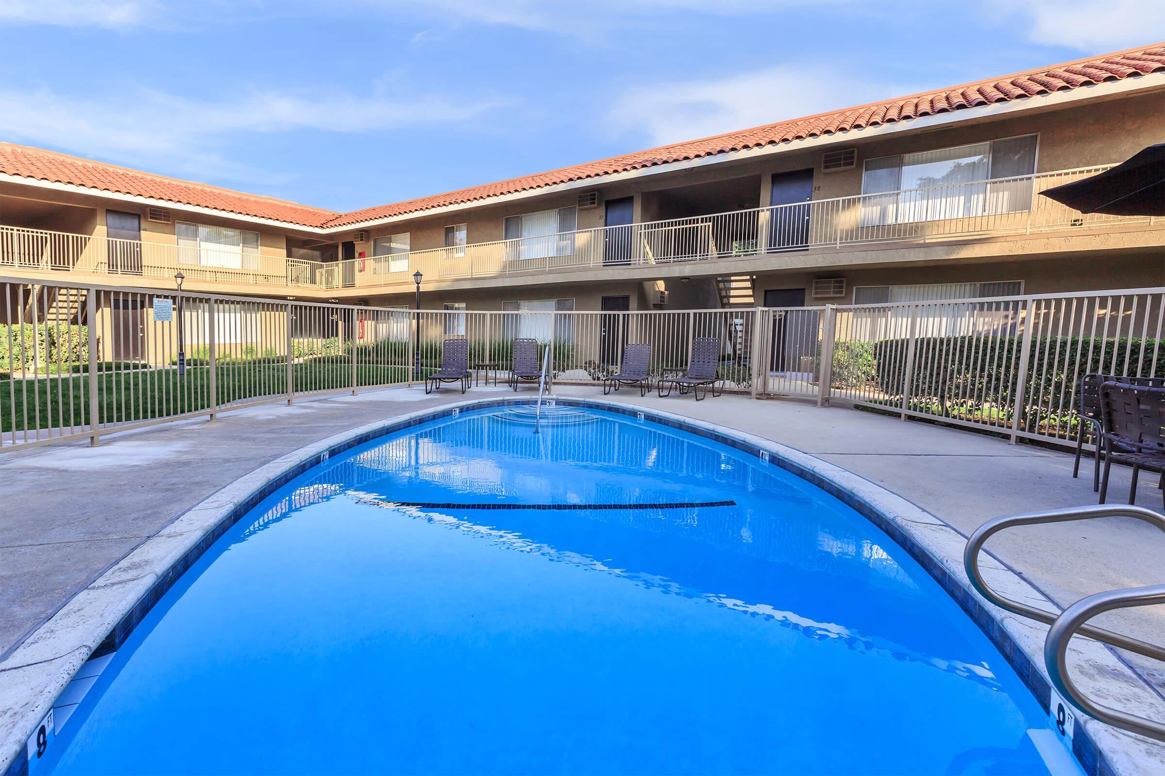 Camino Pueblo and El Rancho Apartment Homes