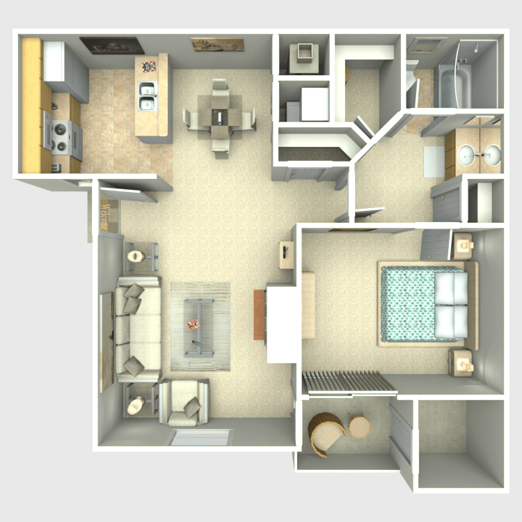 Floor plan image of Alderwood