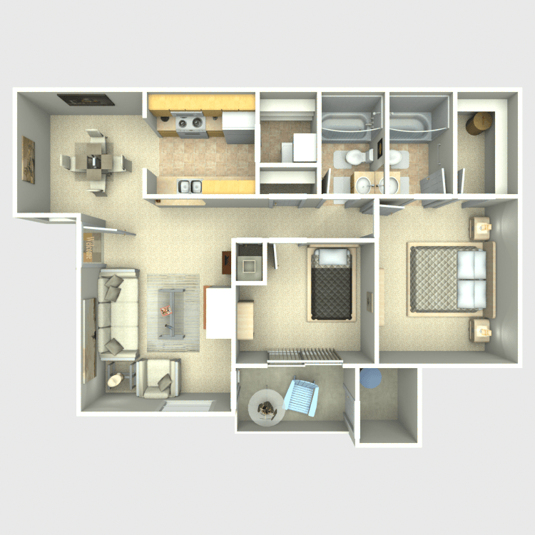 Floor plan image of Dove Tree