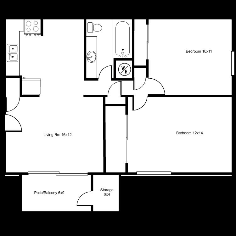 Anita Terrace - Availability, Floor Plans & Pricing