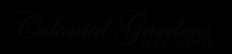Colonial Gardens Logo