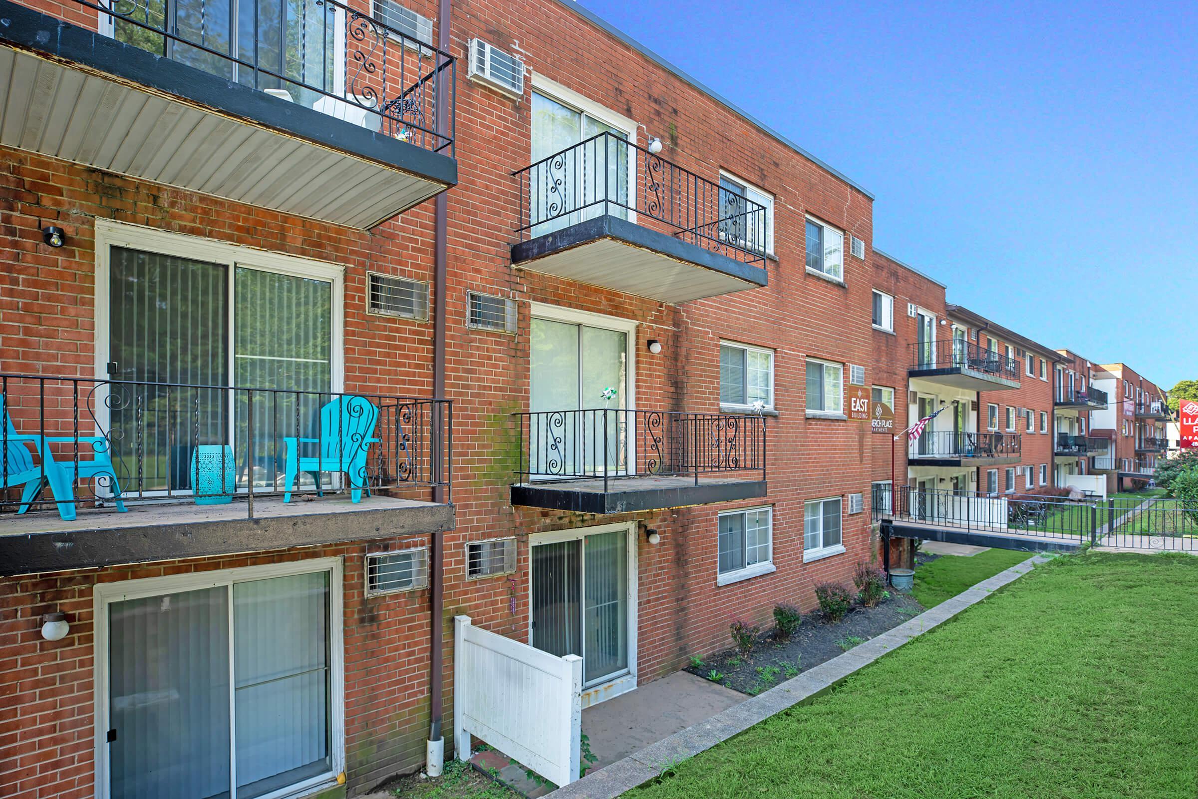 Llanerch Place Apartments