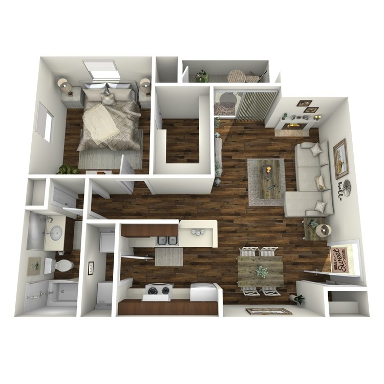 Floor plan image of A3-R