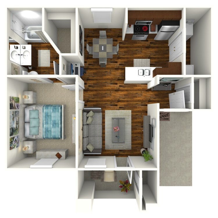 The Colony - Availability, Floor Plans & Pricing