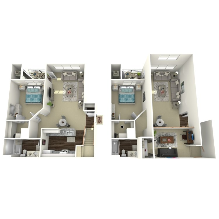 A5L floor plan image