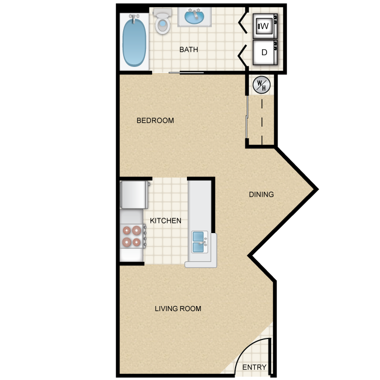 Studio Loft Apartment Floor Plans fine studio loft apartment floor plans 11 ways to divide a into