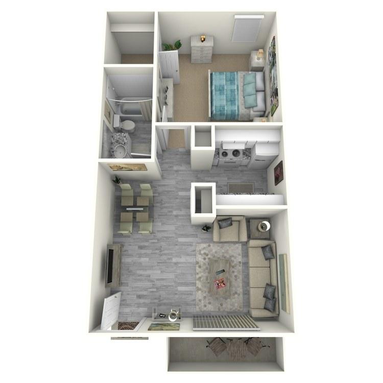 Floor plan image of A2-2