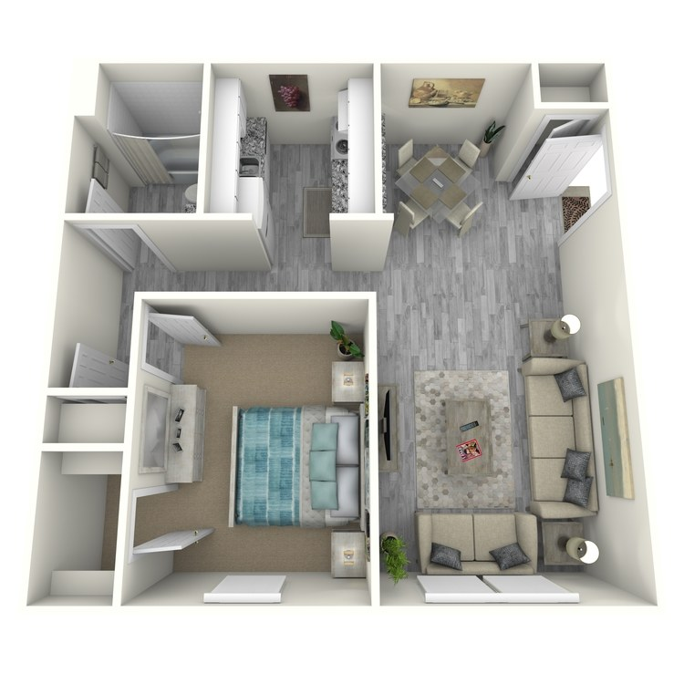 Floor plan image of A5-1