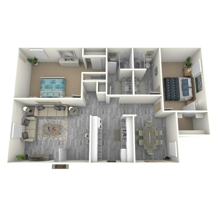 Floor plan image of B1-1
