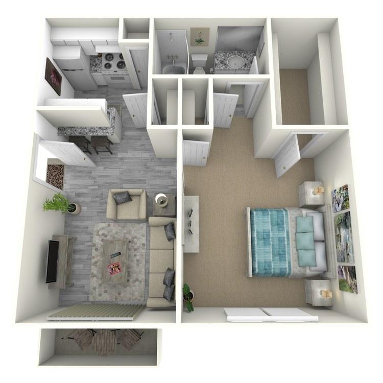Floor plan image of A3-2