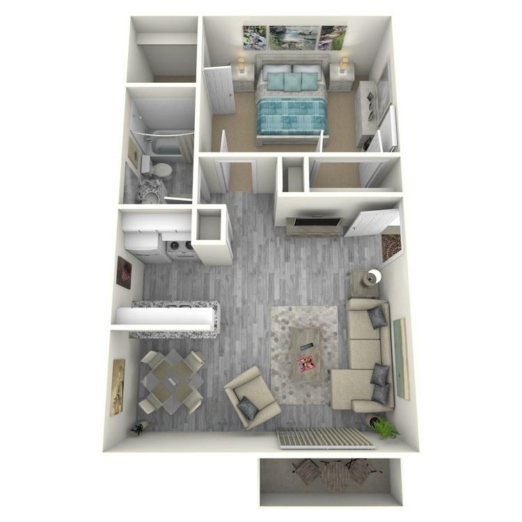Floor plan image of A5-2