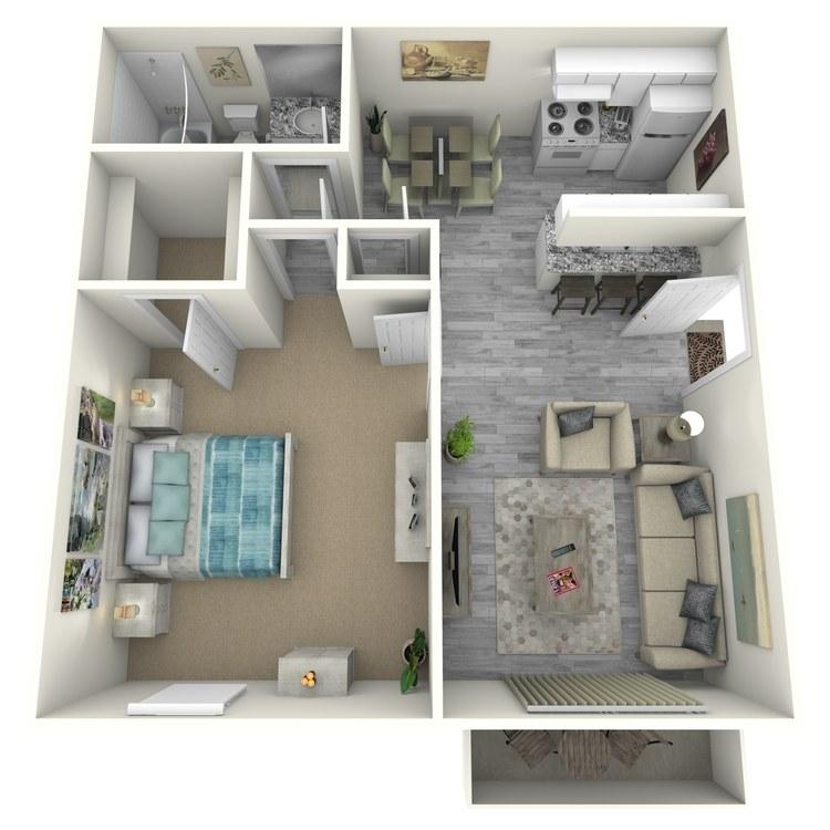 Floor plan image of A4-2
