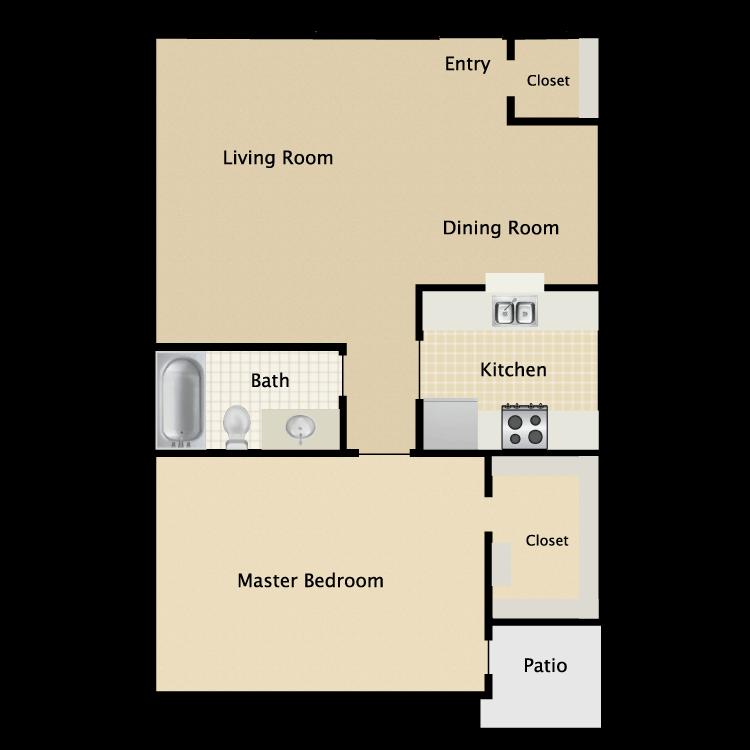Floor plan image of Plan A4
