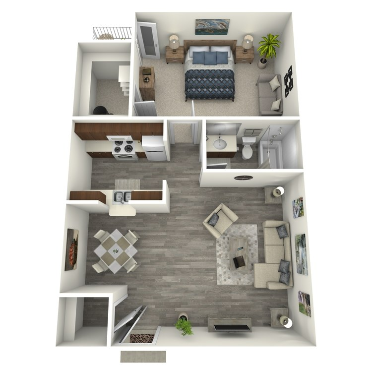 Floor plan image of Plan A4
