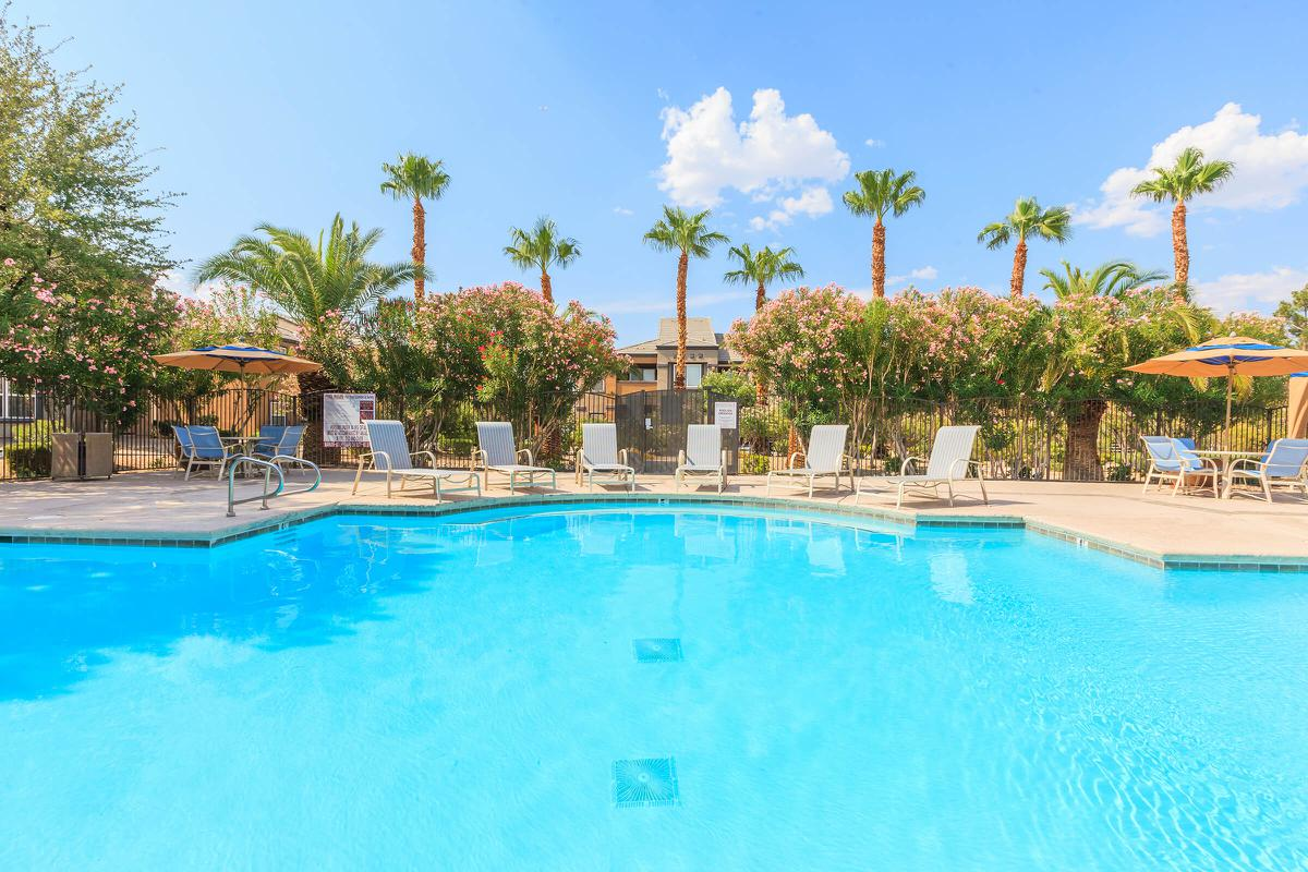 Go for a dip at Pinehurst Condominiums Luxury Rentals