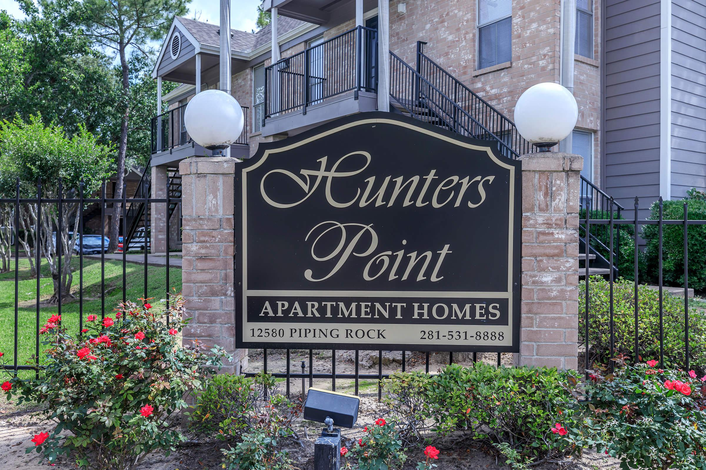 Hunters Point Apartments