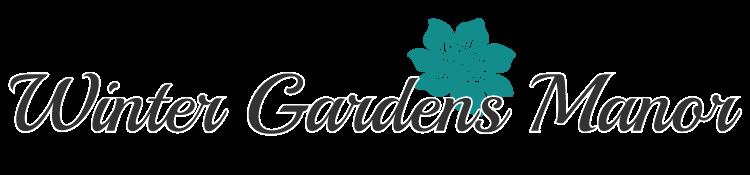 Winter Gardens Manor Logo