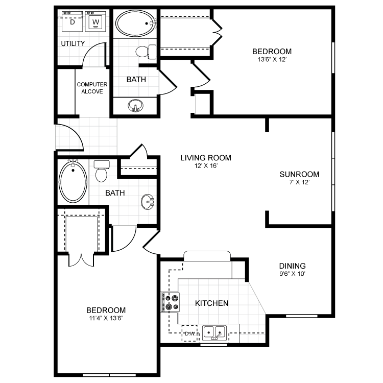 Boulder Creek Apartments - Availability, Floor Plans & Pricing