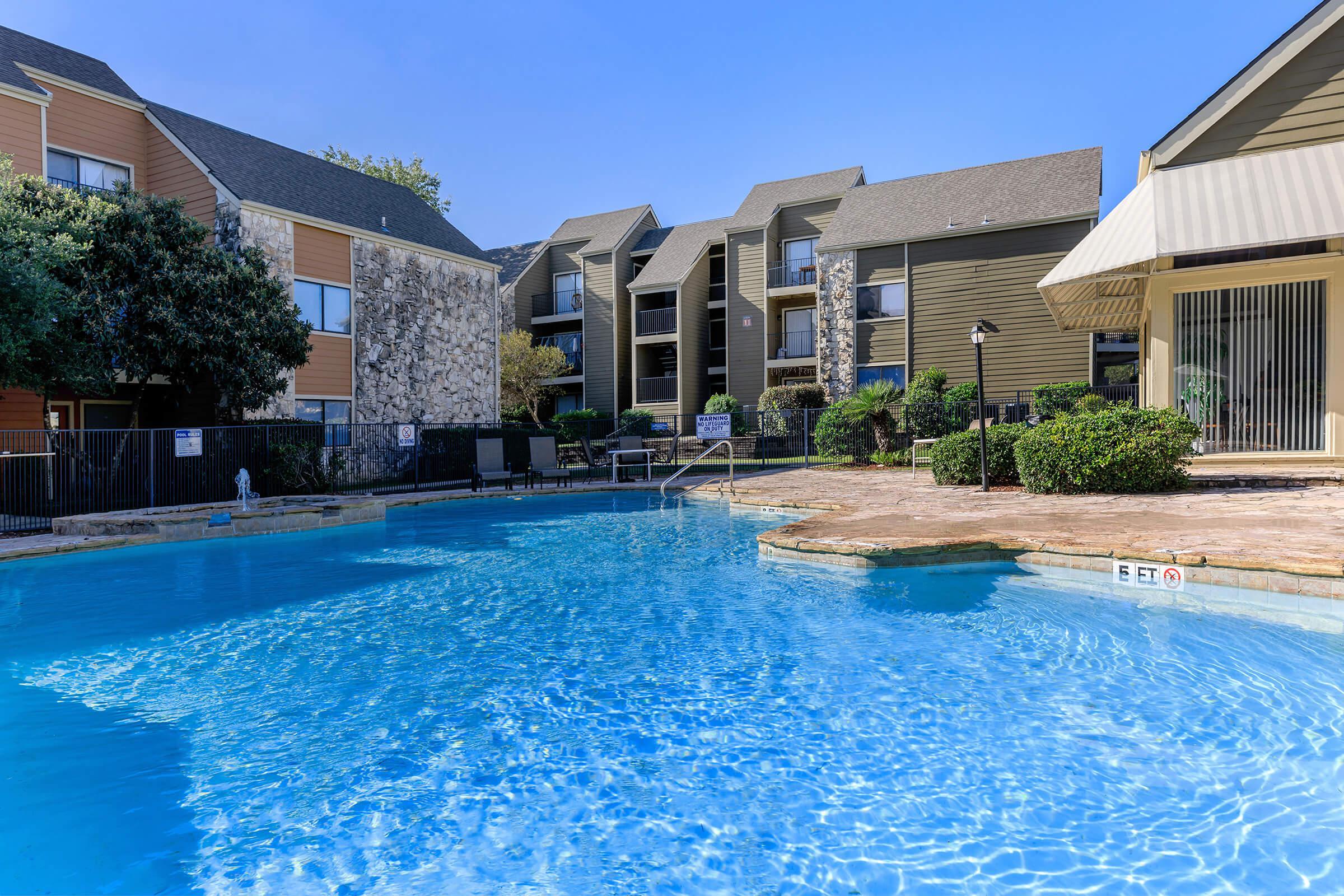 The Landing Apartments In San Antonio Tx