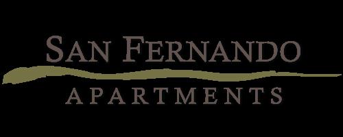 San Fernando Apartments Logo