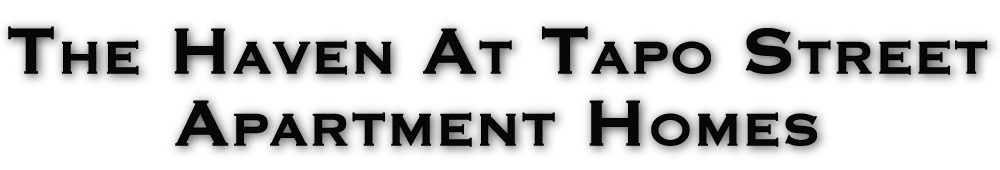 The Haven at Tapo Street Apartment Homes logo