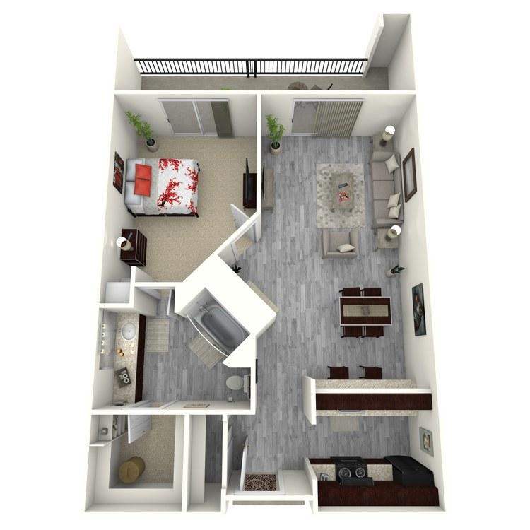 Floor plan image of Cypress